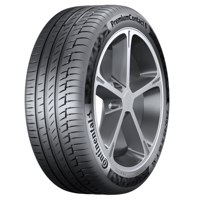 Gomme Nuove Continental 185/65 R15 92T ECOCONTACT 6 pneumatici nuovi Estivo
