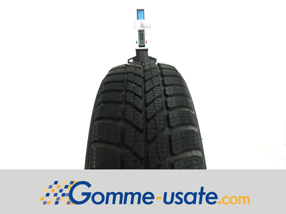 Gomme Usate Kingstar 155/65 R14 75T Winter Sw40 Radial M+S (80%) pneumatici usati Invernale