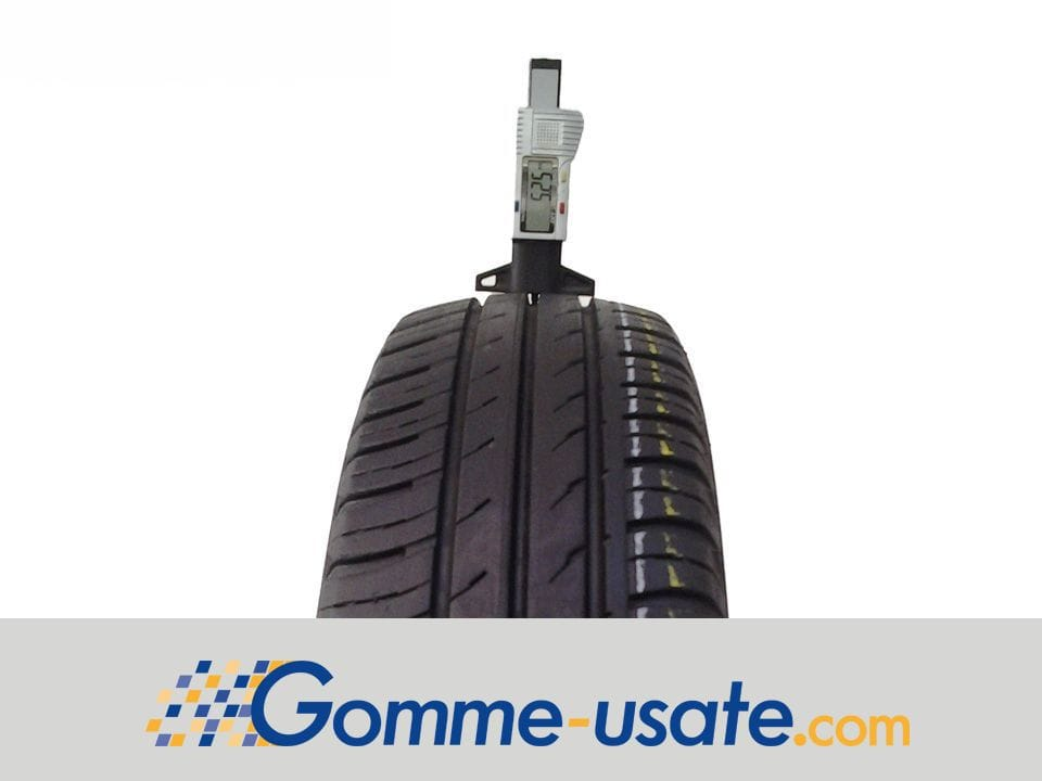 Thumb Continental Gomme Usate Continental 155/65 R14 75T ContiEcoContact 3 Runflat (60%) pneumatici usati Estivo 0
