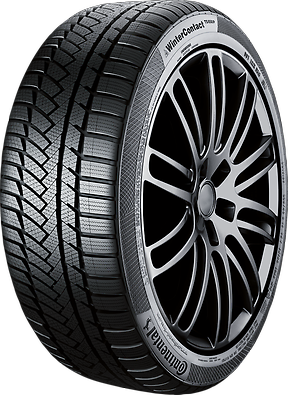 Gomme Nuove Continental 255/50 R19 107V TS-850P FR XL pneumatici nuovi Invernale