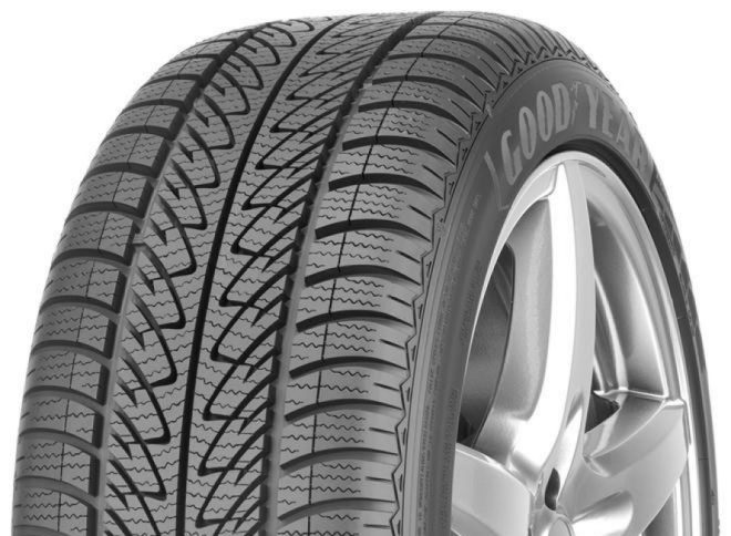 Gomme Nuove Goodyear 245/45 R19 102V UG8 PERF * XL Runflat M+S pneumatici nuovi Invernale