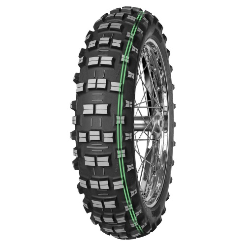 Gomme Nuove Mitas 140/80 -18 70M TERRA FORCE-EH SUPERSOFT EXTREME NHS pneumatici nuovi Estivo