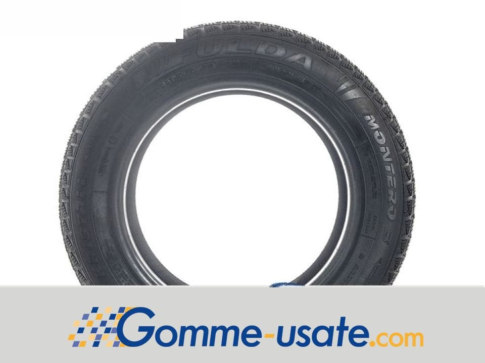 Thumb Fulda Gomme Usate Fulda 175/65 R14 82T Kristall Montero 3 M+S (75%) pneumatici usati Invernale_1