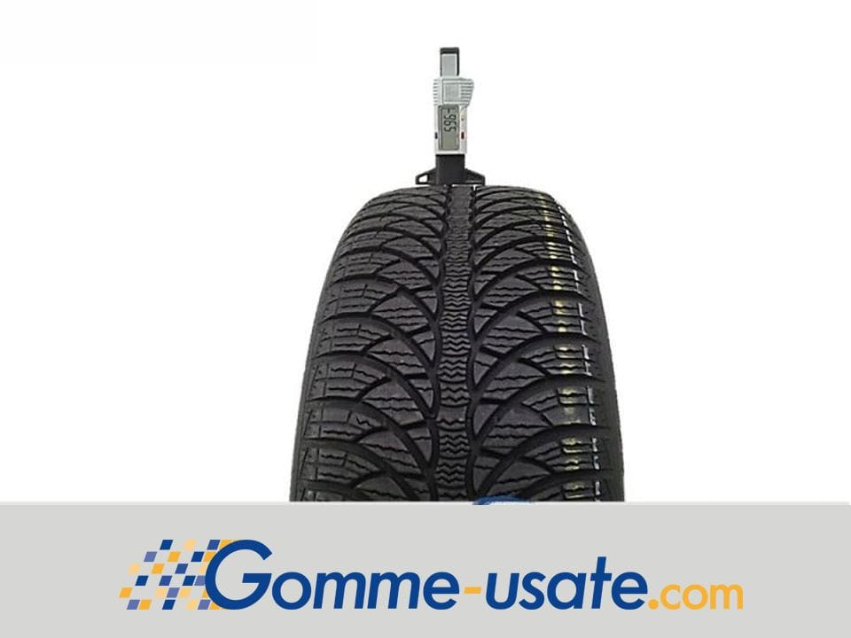 Thumb Fulda Gomme Usate Fulda 185/55 R15 82T Kristall Montero 3 M+S (65%) pneumatici usati Invernale 0