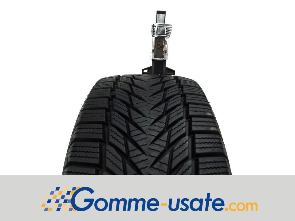 Gomme Usate Unigrip 185/60 R14 82T Iceage N1 M+S (75%) pneumatici usati Invernale