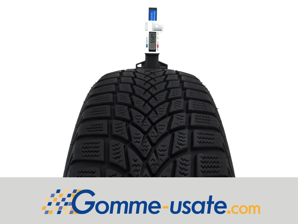 Gomme Usate Dayton 185/60 R15 88T Dw510 XL M+S (65%) pneumatici usati Invernale