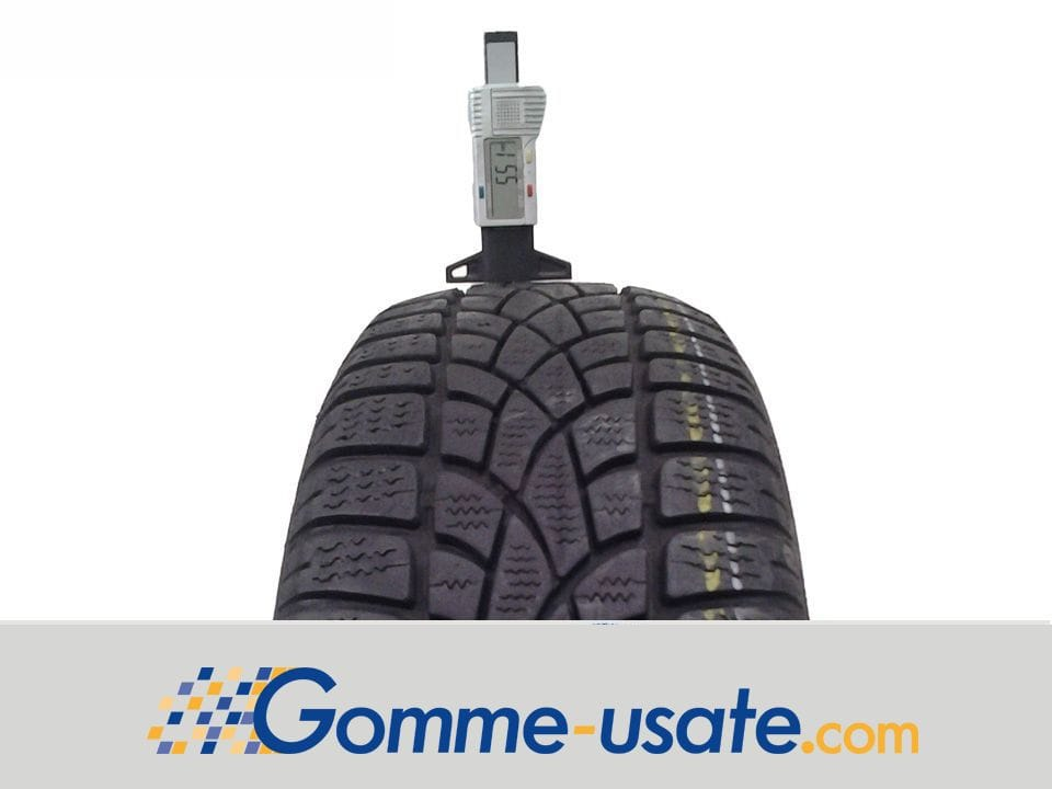 Thumb Dunlop Gomme Usate Dunlop 185/65 R15 88T Sp Winter Sport 3D M+S (60%) pneumatici usati Invernale 0