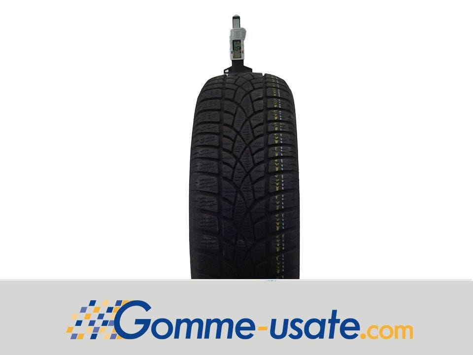 Thumb Dunlop Gomme Usate Dunlop 185/65 R15 88T Sp Winter Sport 3D M+S (60%) pneumatici usati Invernale_2