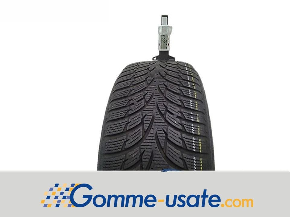 Thumb Nokian Gomme Usate Nokian 195/55 R16 87H WR D3 Runflat M+S (50%) pneumatici usati Invernale 0