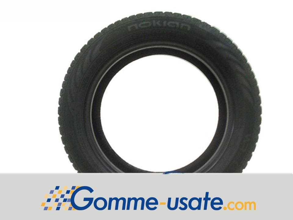 Thumb Nokian Gomme Usate Nokian 195/55 R16 87H WR D3 Runflat M+S (50%) pneumatici usati Invernale_1