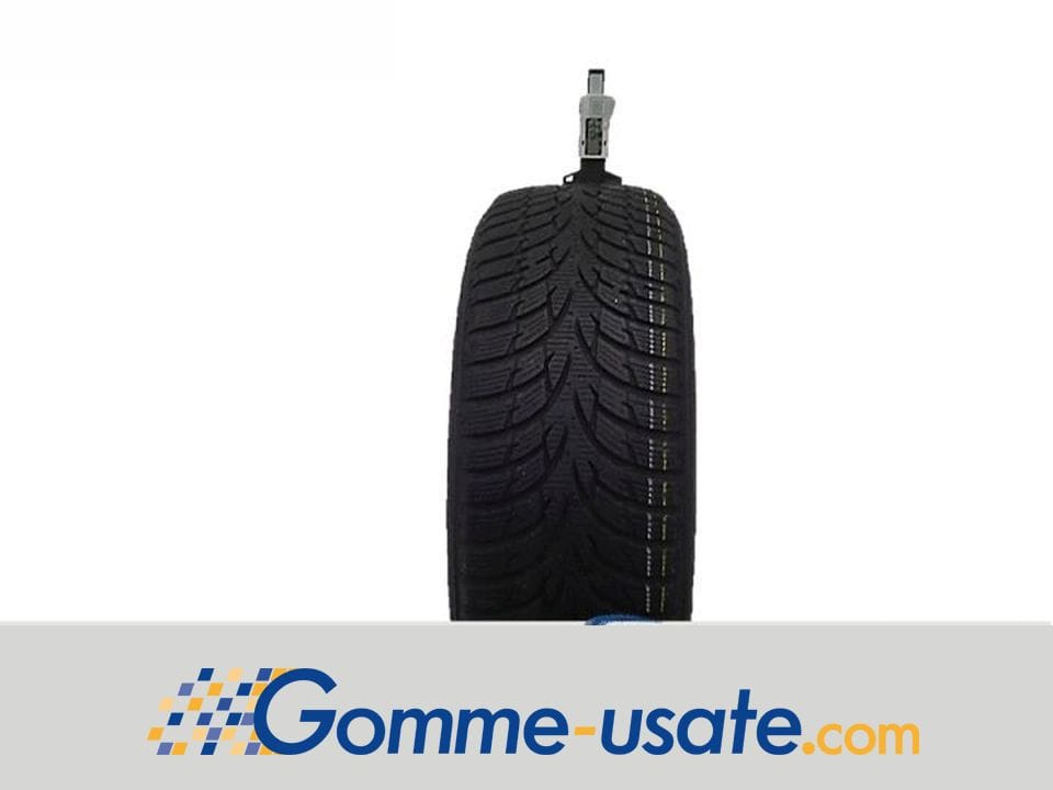 Thumb Nokian Gomme Usate Nokian 195/55 R16 87H WR D3 Runflat M+S (50%) pneumatici usati Invernale_2