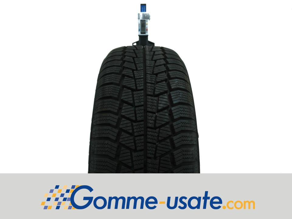 Gomme Usate Viking Norway 195/55 R16 91H WINTECH XL M+S (100%) pneumatici usati Invernale