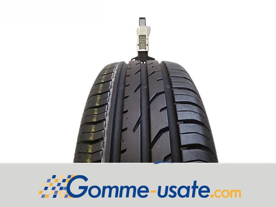 Thumb Continental Gomme Usate Continental 195/60 R16 89H ContiPremiumContact 2 (85%) pneumatici usati Estivo 0