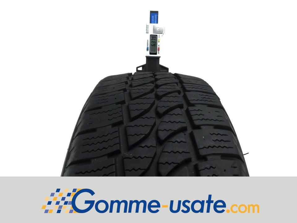 Gomme Usate Strial 195/60 R16C 99/97T WINTER LT 201 M+S (70%) pneumatici usati Invernale