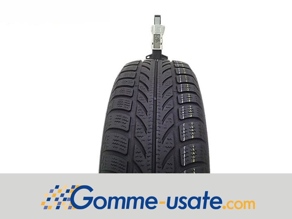 Thumb Hankook Gomme Usate Hankook 195/65 R15 91T IceBear W440 M+S (60%) pneumatici usati Invernale 0