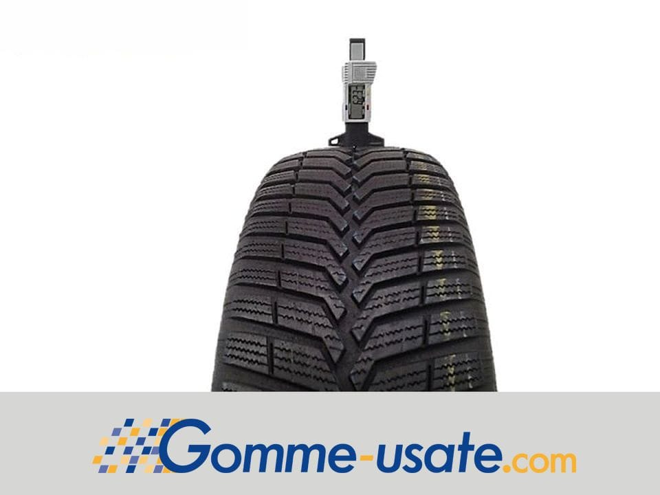 Thumb Vredestein Gomme Usate Vredestein 195/65 R15 91T SnowTrac 3 M+S (75%) pneumatici usati Invernale 0