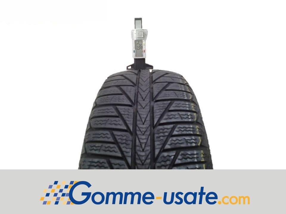 Gomme Usate Viking Norway 195/65 R15 91T Snow Tech 2 M+S (65%) pneumatici usati Invernale