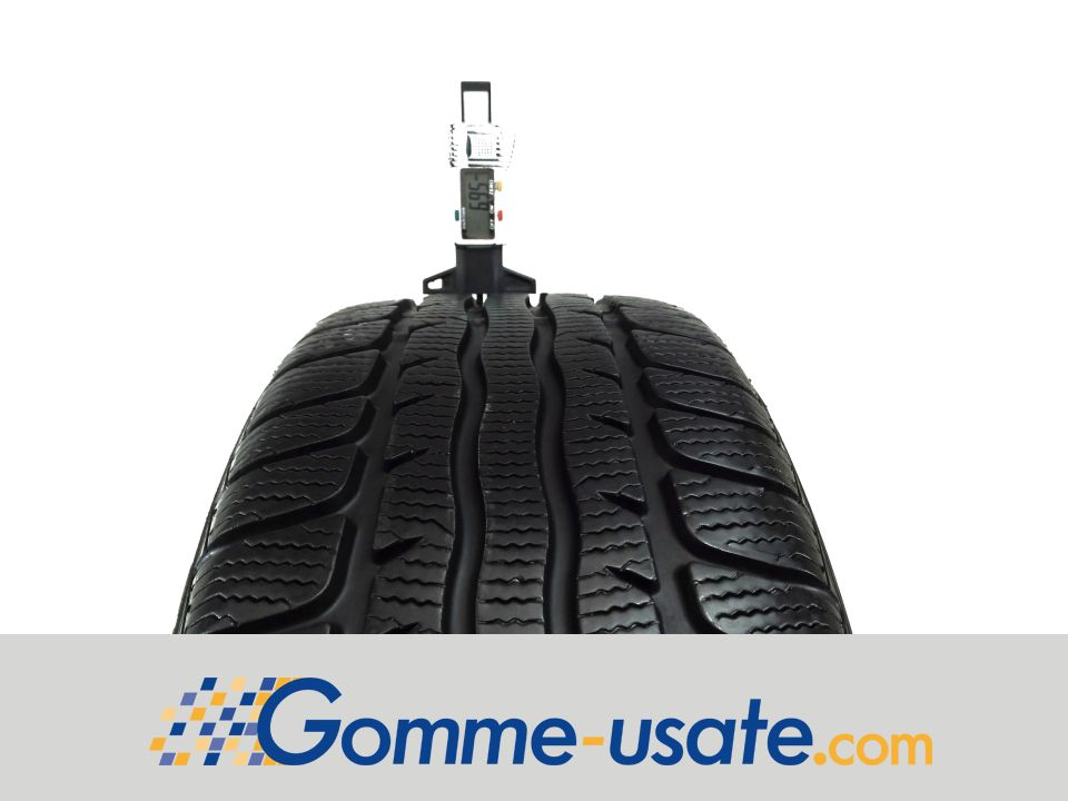 Gomme Usate Ceat 205/55 R16 91H Formula Winter M+S (85%) pneumatici usati Invernale
