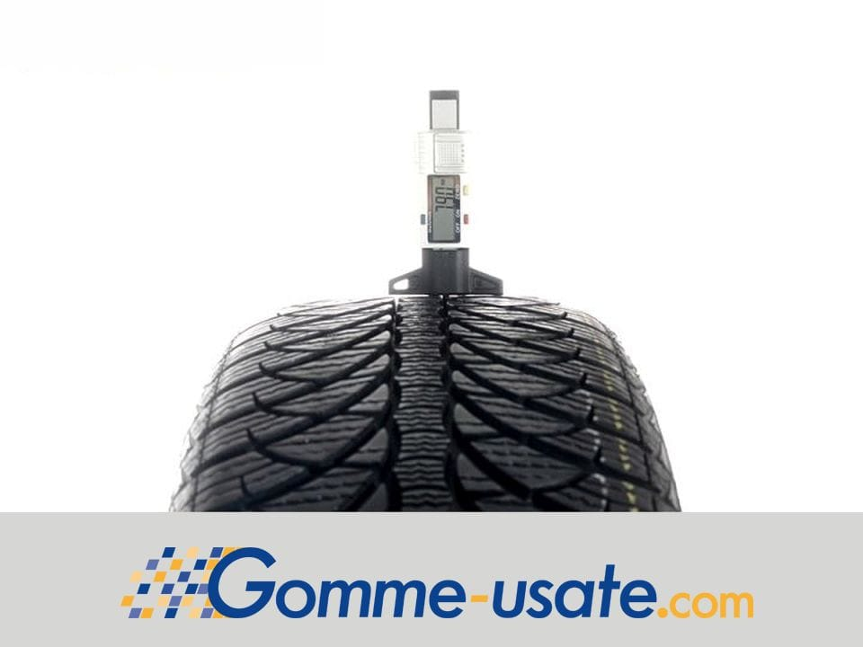 Thumb Fulda Gomme Usate Fulda 205/55 R16 91T Kristall Montero 3 M+S (90%) pneumatici usati Invernale 0