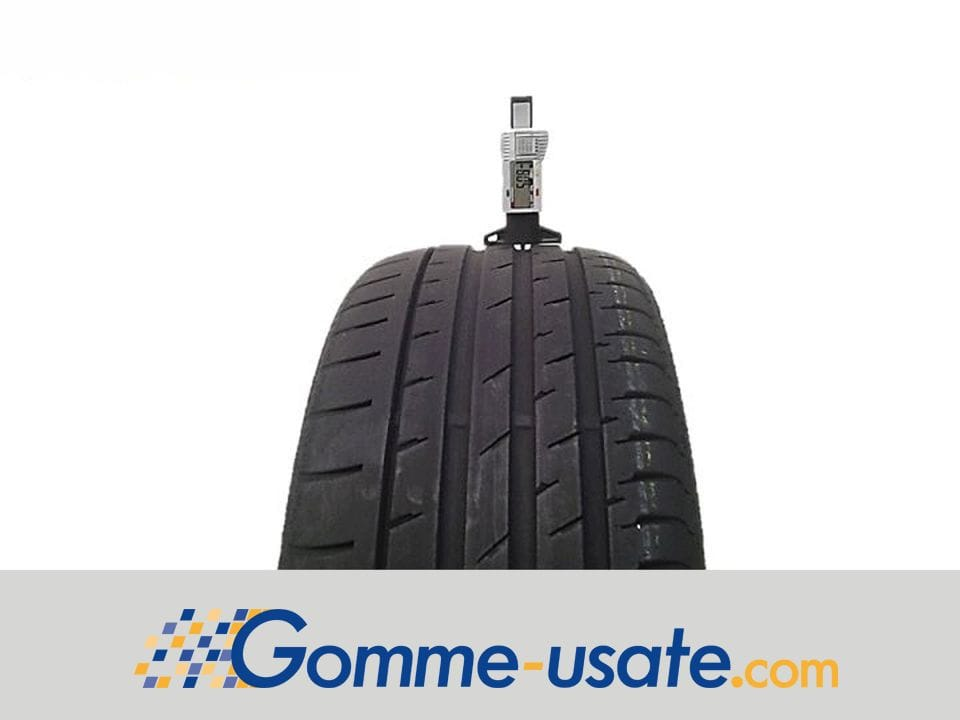 Thumb Continental Gomme Usate Continental 215/40 ZR17 87Y ContiSportContact 3 XL (60%) pneumatici usati Estivo 0