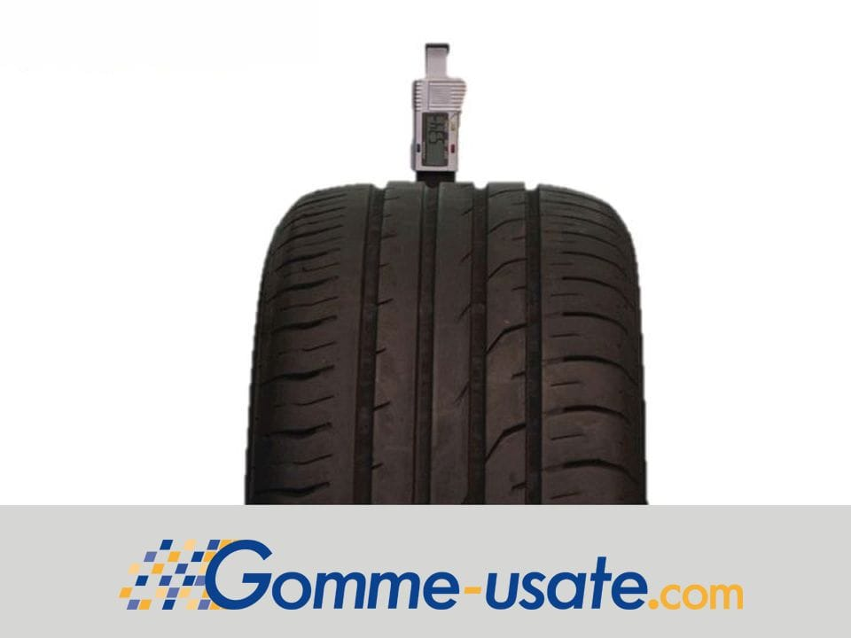 Thumb Continental Gomme Usate Continental 215/55 R16 93V ContiPremiumContact 2 (50%) pneumatici usati Estivo 0