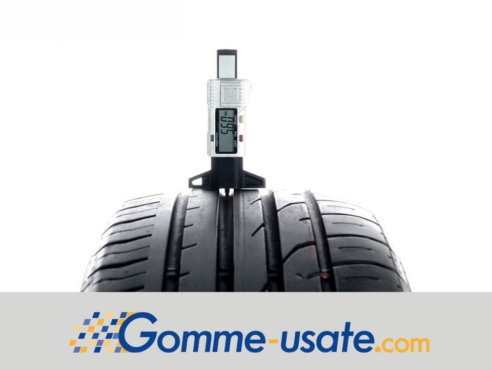 Thumb Continental Gomme Usate Continental 215/55 R16 93W ContiPremiumContact 2 (70%) pneumatici usati Estivo 0