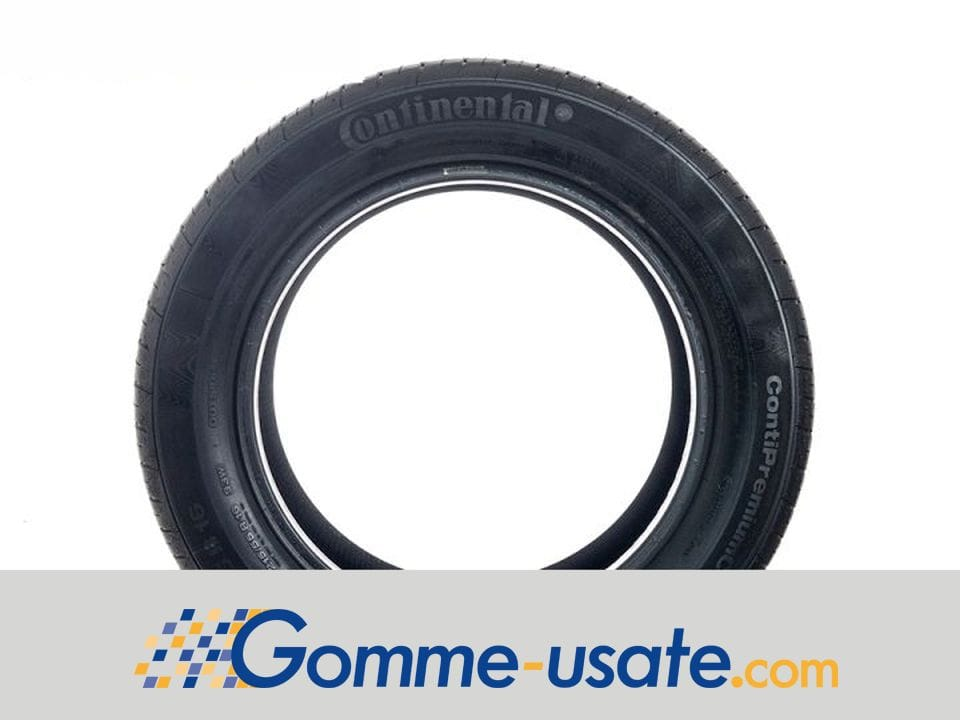 Thumb Continental Gomme Usate Continental 215/55 R16 93W ContiPremiumContact 2 (70%) pneumatici usati Estivo_1