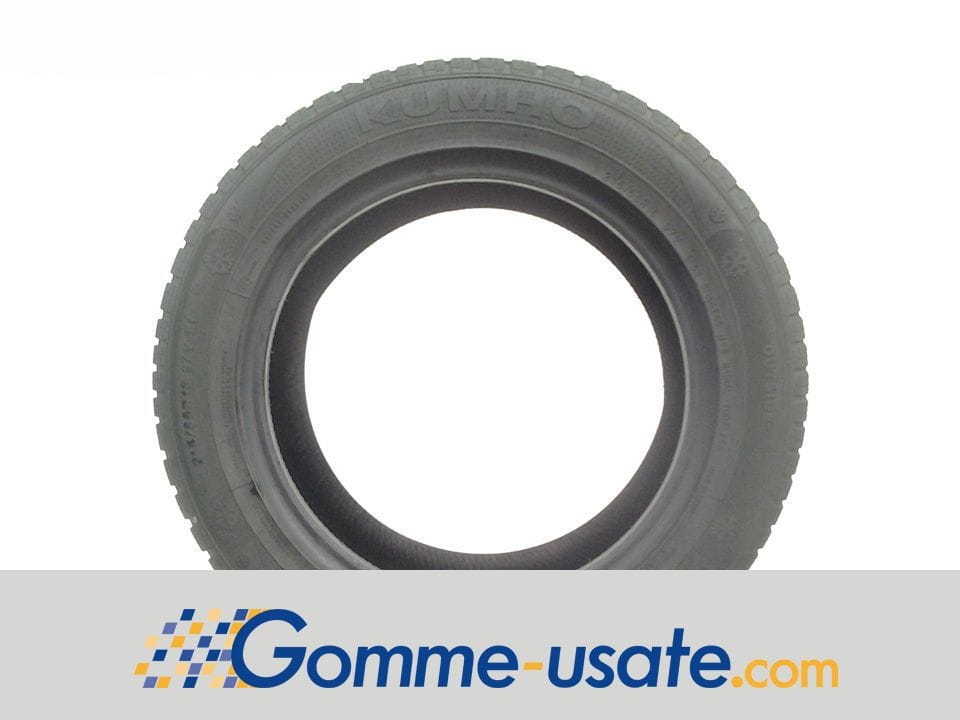 Thumb Kumho Gomme Usate Kumho 215/55 R16 97V I Zen KW 27 Asymmetric XL M+S (55%) pneumatici usati Invernale_1