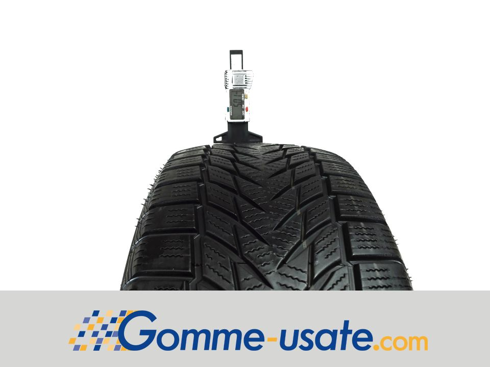 Gomme Usate Unigrip 215/60 R17 96H Iceage N1 M+S (60%) pneumatici usati Invernale