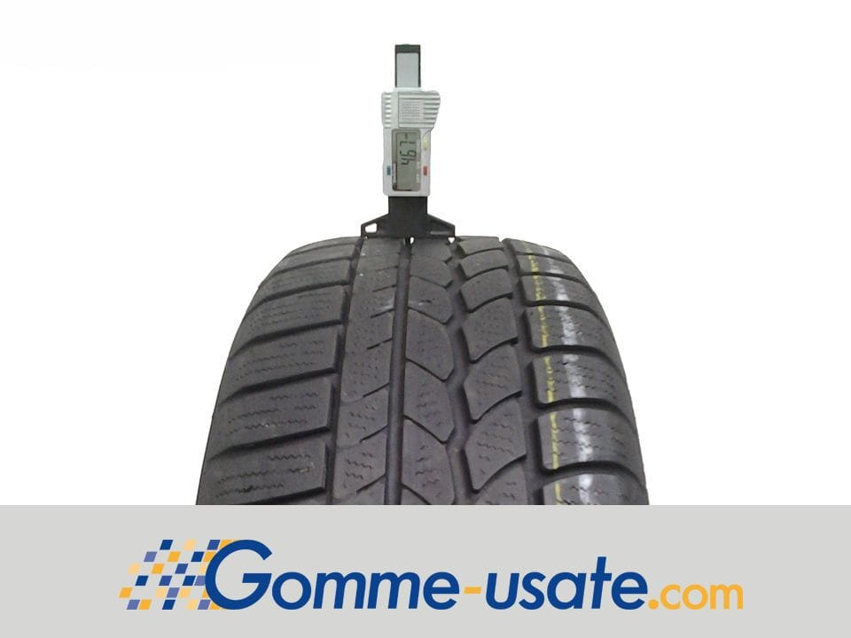 Thumb Continental Gomme Usate Continental 215/60 R17 96H 4X4 Winter Contact M+S (55%) pneumatici usati Invernale 0