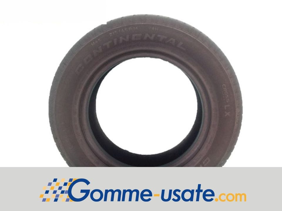 Thumb Continental Gomme Usate Continental 215/65 R17 98H CrossContact LX (65%) pneumatici usati Estivo_1