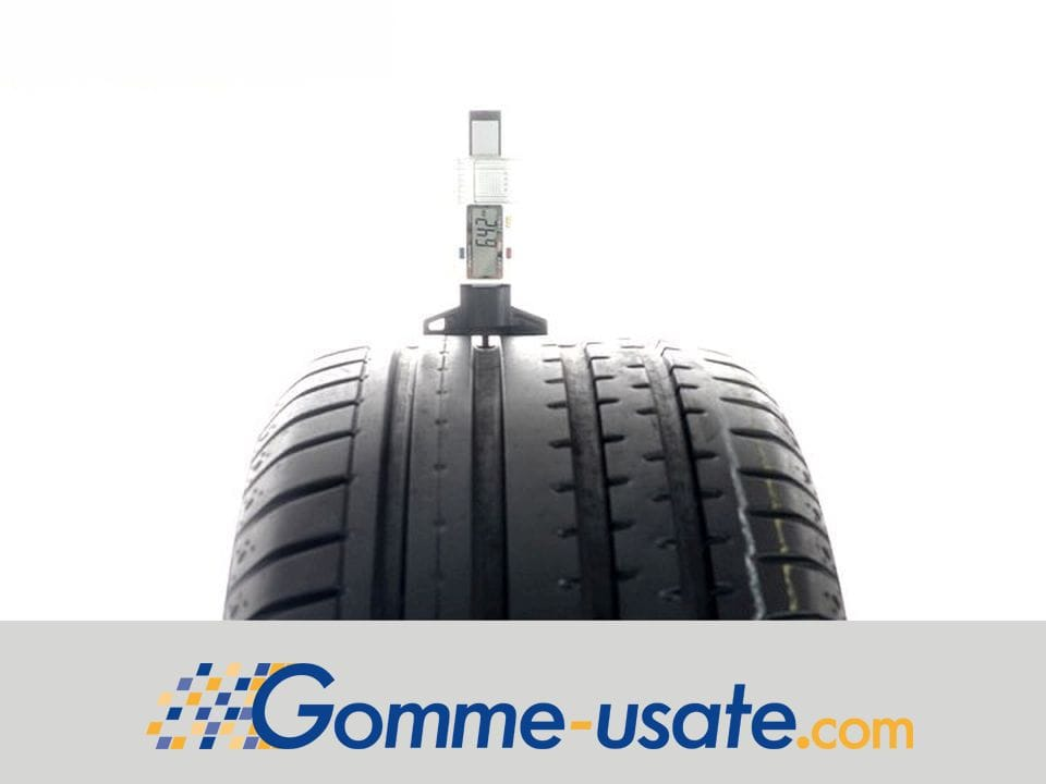 Thumb Continental Gomme Usate Continental 225/50 R16 92V Sport Contact 2 (80%) pneumatici usati Estivo 0