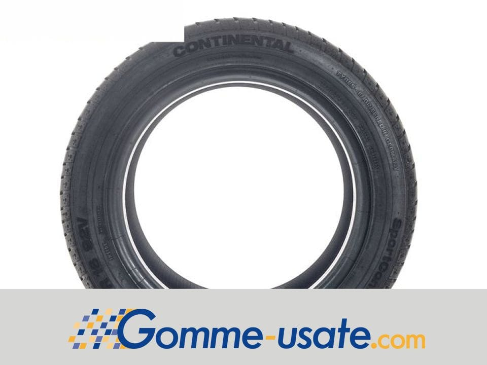 Thumb Continental Gomme Usate Continental 225/50 R16 92V Sport Contact 2 (80%) pneumatici usati Estivo_1
