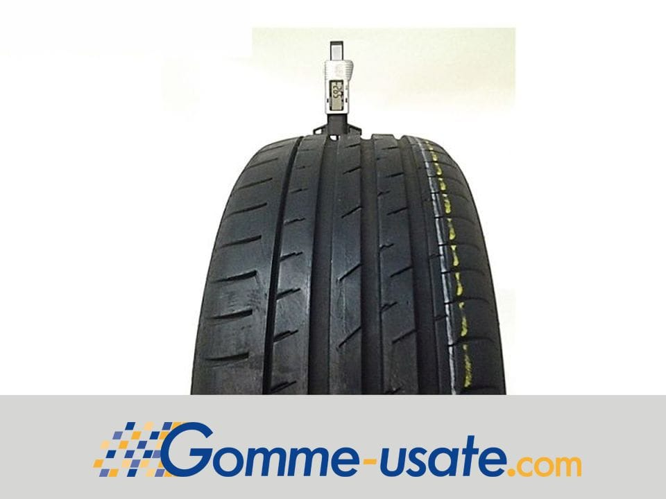Thumb Continental Gomme Usate Continental 225/50 R17 94V ContiSportContact 3 Runflat (60%) pneumatici usati Estivo 0
