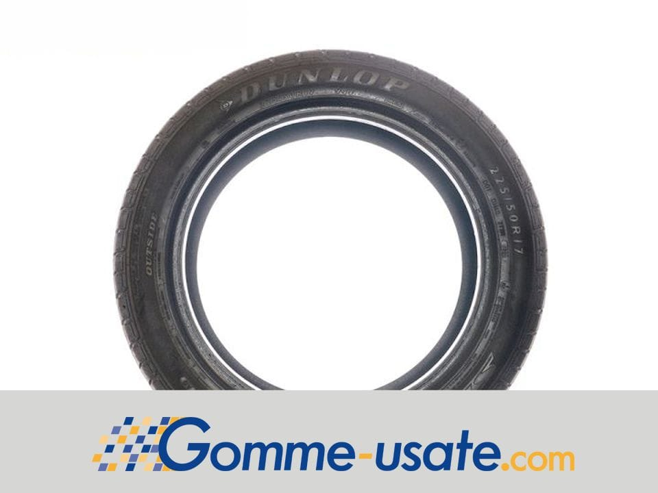 Thumb Dunlop Gomme Usate Dunlop 225/50 R17 94Y Sp Sport 01 (50%) pneumatici usati Estivo_1