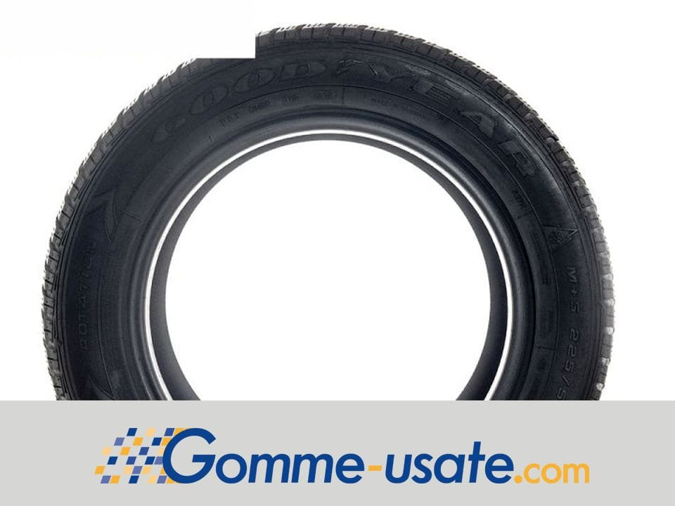 Thumb Goodyear Gomme Usate Goodyear 225/55 R16 95H UltraGrip Performance 2 M+S (65%) pneumatici usati Invernale_1