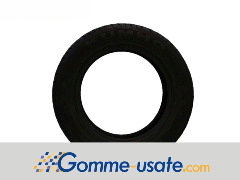 Thumb Kumho Gomme Usate Kumho 225/55 R16 95H I Zen XW KW 17 M+S (60%) pneumatici usati Invernale_1