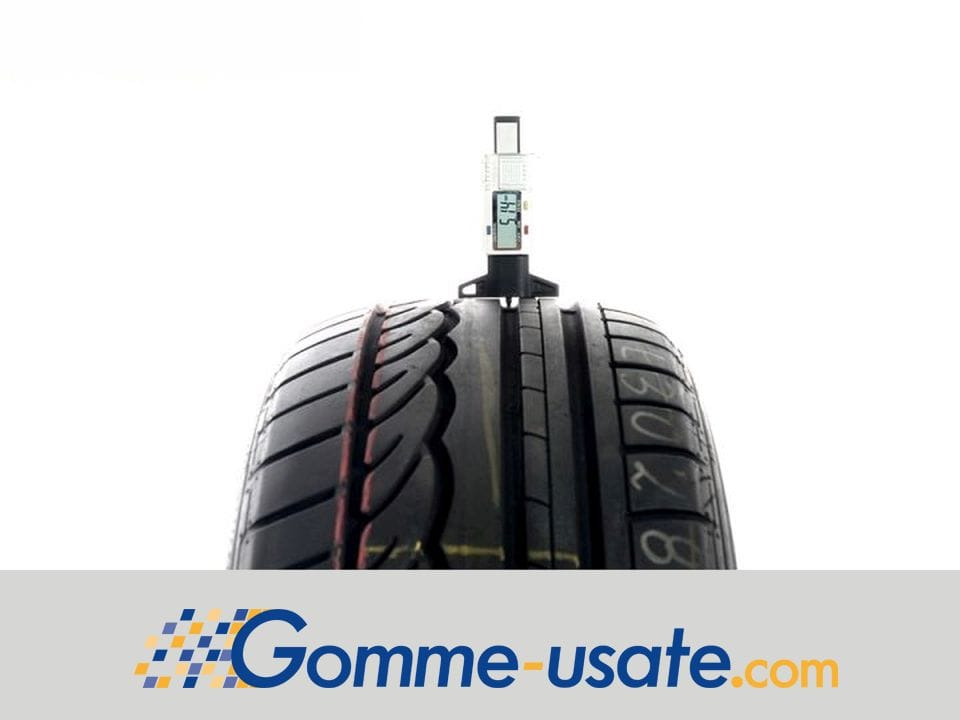 Thumb Dunlop Gomme Usate Dunlop 225/55 R17 97Y Sp Sport 01 (60%) pneumatici usati Estivo 0