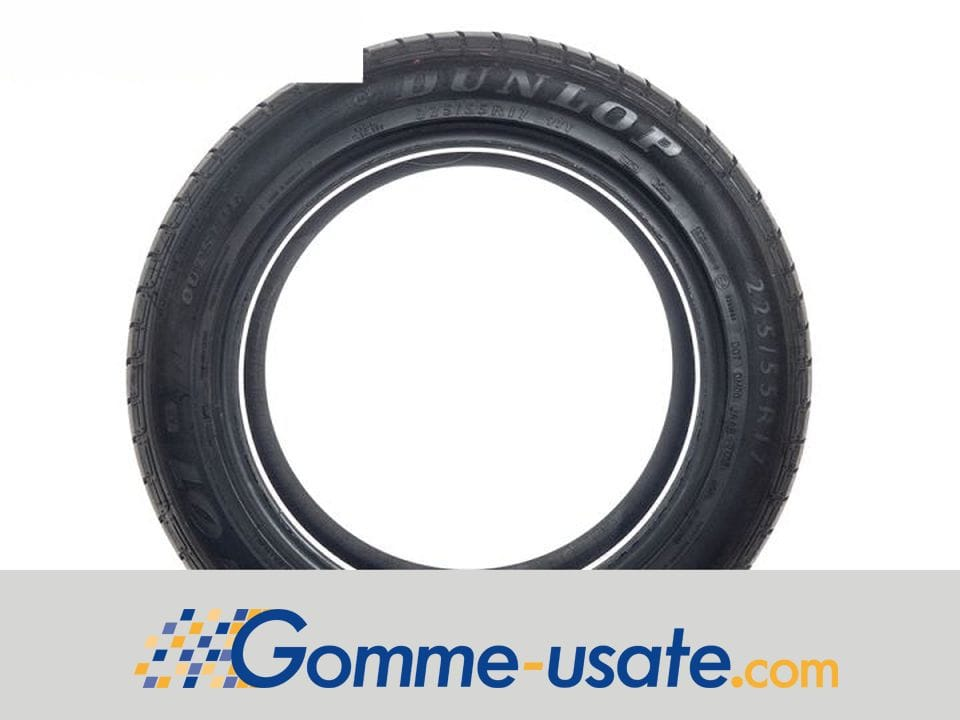 Thumb Dunlop Gomme Usate Dunlop 225/55 R17 97Y Sp Sport 01 (60%) pneumatici usati Estivo_1
