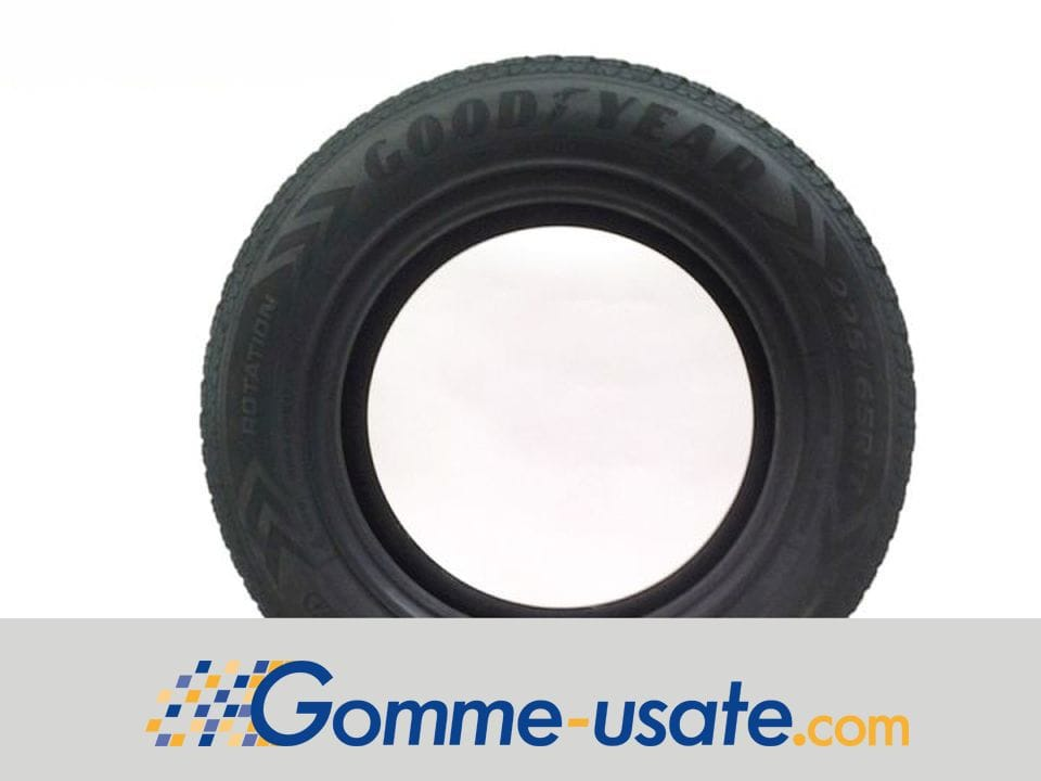 Thumb Goodyear Gomme Usate Goodyear 225/65 R17 102H UltraGrip + M+S (60%) pneumatici usati Invernale_1