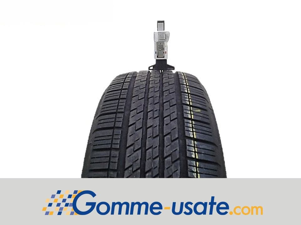 Gomme Usate Continental 225/65 R17 102T 4x4 Contact (65%) pneumatici usati Estivo