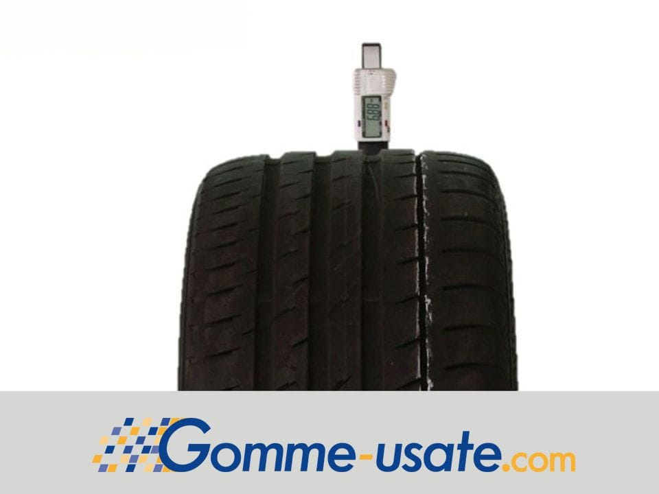 Thumb Continental Gomme Usate Continental 235/40 R19 92W ContiSportContact 3 (80%) pneumatici usati Estivo 0