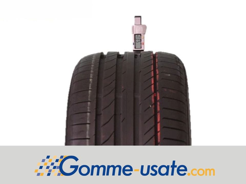 Thumb Continental Gomme Usate Continental 235/45 R18 98Y ContiSportContact 5 XL (60%) pneumatici usati Estivo 0