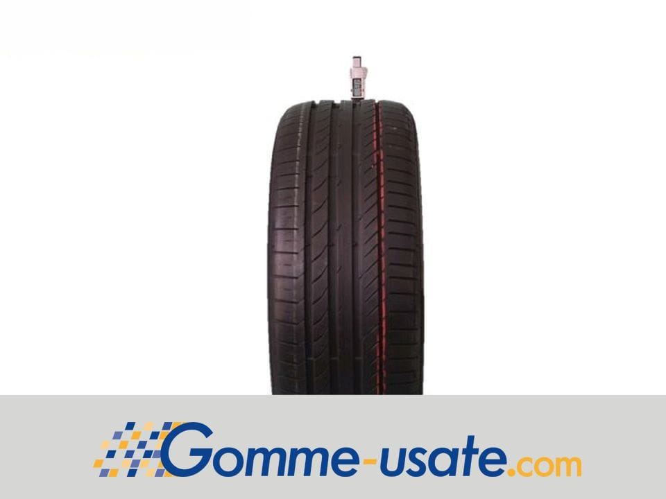 Thumb Continental Gomme Usate Continental 235/45 R18 98Y ContiSportContact 5 XL (60%) pneumatici usati Estivo_2