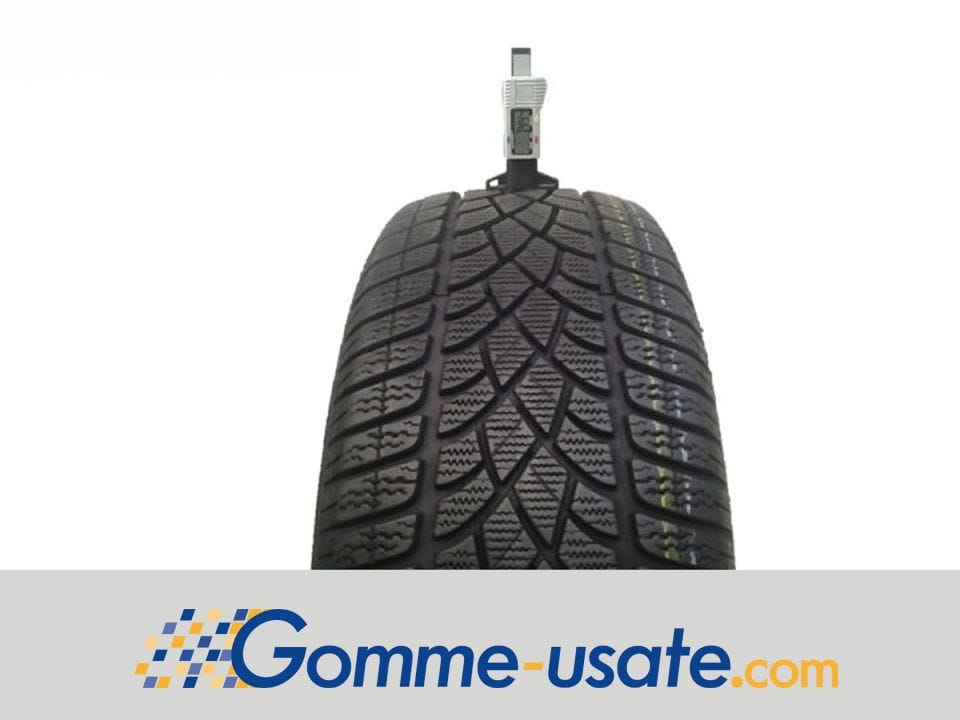 Thumb Dunlop Gomme Usate Dunlop 235/55 R17 99H Sp Winter Sport 3D M+S (80%) pneumatici usati Invernale 0