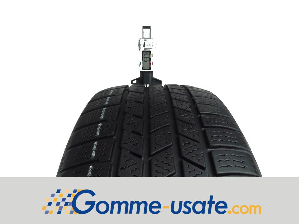 Gomme Usate Continental 235/55 R19 105H CrossContactWinter XL M+S (65%) pneumatici usati Invernale