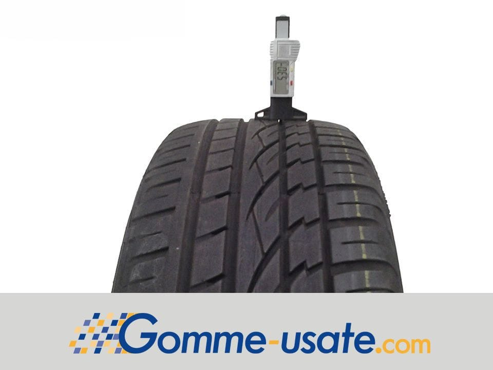 Thumb Continental Gomme Usate Continental 235/55 R19 105V CrossContact UHPE XL (60%) pneumatici usati Estivo 0