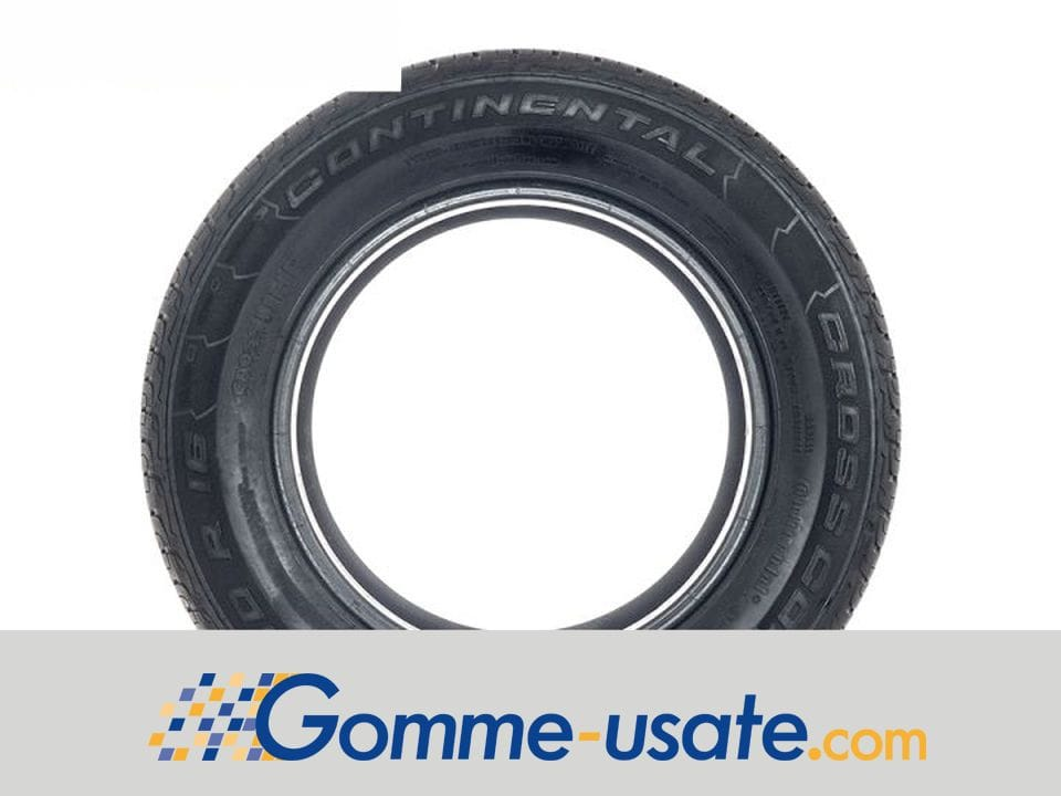 Thumb Continental Gomme Usate Continental 235/60 R16 100H CrossContact UHP (70%) pneumatici usati Estivo_1