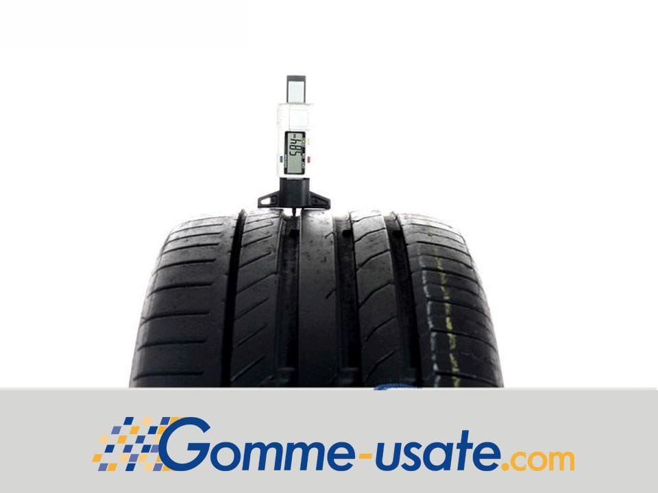 Thumb Continental Gomme Usate Continental 245/45 R17 95W ContiSportContact 5 (65%) pneumatici usati Estivo 0