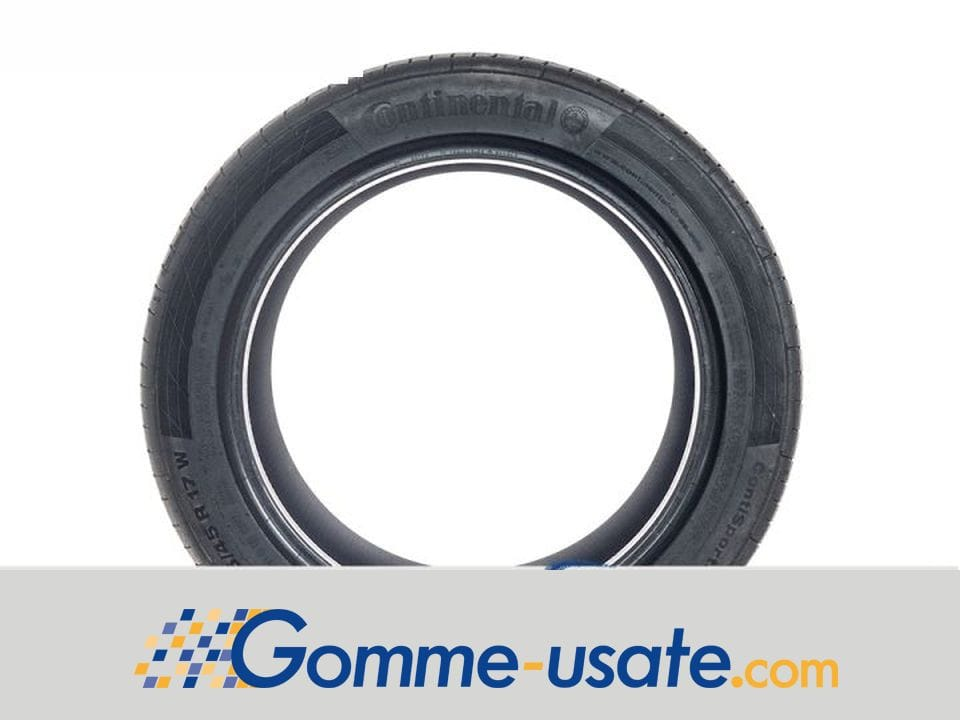 Thumb Continental Gomme Usate Continental 245/45 R17 95W ContiSportContact 5 (65%) pneumatici usati Estivo_1